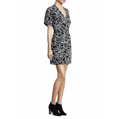 ダイアンフォンファステンバーグ レディース ワンピース Flare Mini Dress
