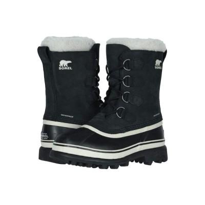 ソレル SOREL レディース ブーツ シューズ・靴 Caribou(TM) Black/Stone
