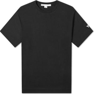 ワイスリー Y-3 メンズ Tシャツ トップス Yamamoto Back Print Tee Black/Core White