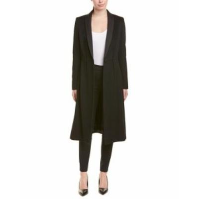 ESCADA エスカーダ ファッション 衣類 Escada Wool Coat 42 Black