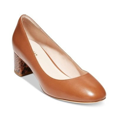 コールハーン パンプス シューズ レディース Women's Lesli Pumps Black/printed Heel