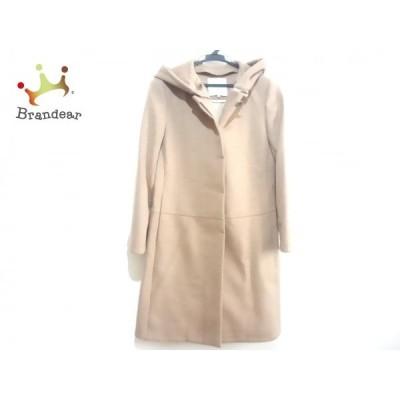 ジユウク 自由区/jiyuku コート サイズ32 XS レディース ブラウン 冬物/フード   スペシャル特価 20210109