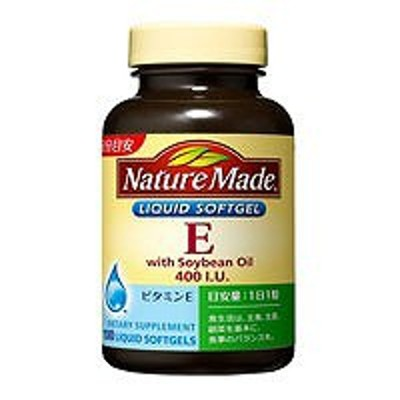 ネイチャーメイド E400 ビタミンE ファミリーサイズ (100粒入/100日分)