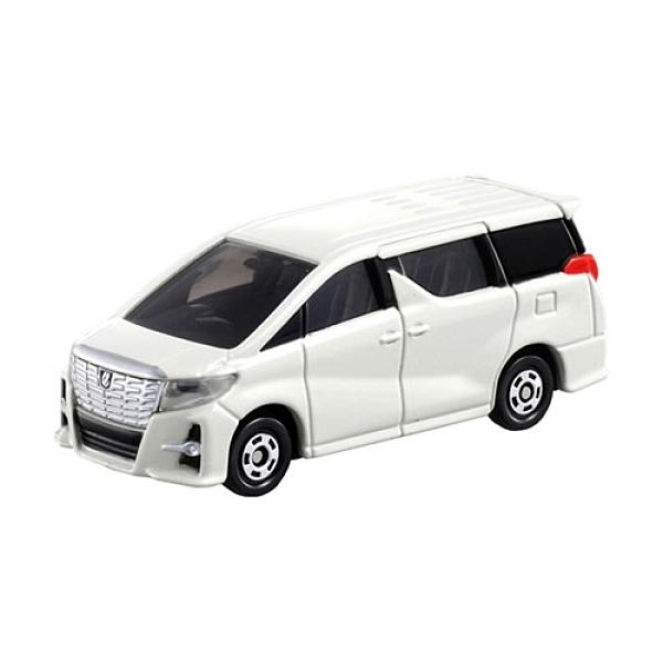TOMICA 小車 12 豐田 Alphard TOYeGO 玩具e哥