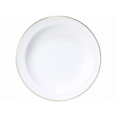大倉陶園 ゴールドライン(リムシェープ) 14cmフルーツ皿