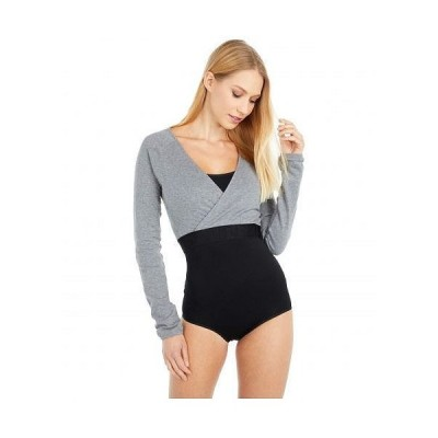 Bloch ブロック レディース 女性用 ファッション アクティブシャツ Margot Wrap Top - Mist