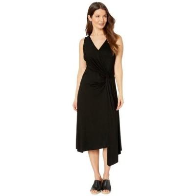 カレンケーン レディース ドレス  Asymmetric Wrap Dress