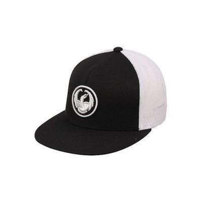 帽子 ドラゴン Dragon Icon mesh Trucker Hat ブラック ホワイト