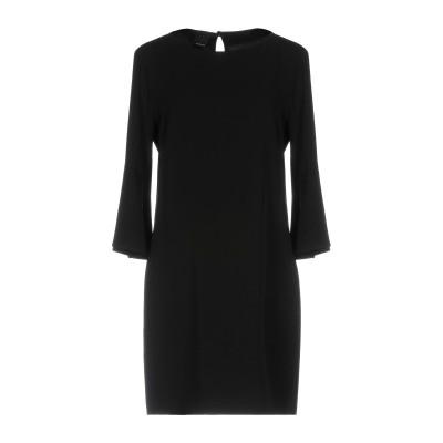 ピンコ PINKO ミニワンピース&ドレス ブラック 40 ポリエステル 94% / ポリウレタン 6% ミニワンピース&ドレス