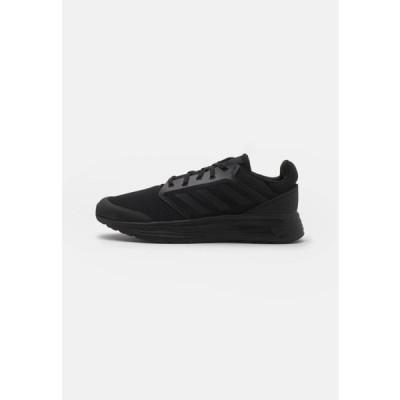 アディダス メンズ スポーツ用品 GALAXY - Neutral running shoes - core black