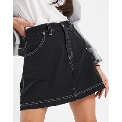 ディッキーズ Dickies レディース スカート Shongaloo Skirt In Black ブラック