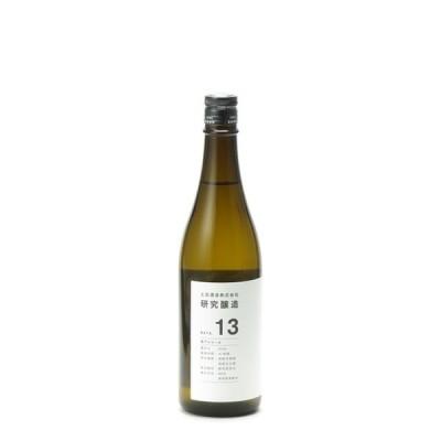 土田 研究醸造 DATA13 純米酒 720ml 日本酒 お中元 あすつく ギフト のし 贈答品