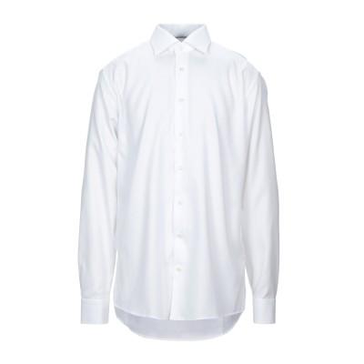 ETON シャツ ホワイト 39 コットン 100% シャツ