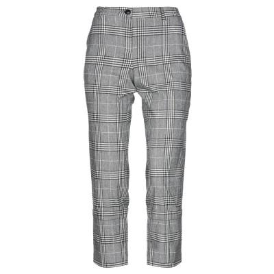 RUE•8ISQUIT パンツ ブラック 46 ポリエステル 39% / レーヨン 30% / ウール 30% / ポリウレタン 1% パンツ