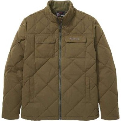 マーモット メンズ ジャケット・ブルゾン アウター Marmot Men's Burdell Jacket Nori
