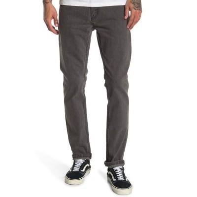 オベイ メンズ デニムパンツ ボトムス Juvee II Skinny Fit Jeans FADED BLAC