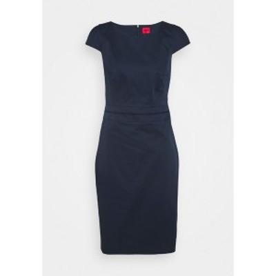 フューゴ レディース ワンピース トップス KELERAS - Shift dress - open blue open blue