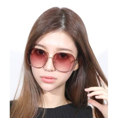 SBG / SBG バタフライサングラス MEN ファッション雑貨 > サングラス