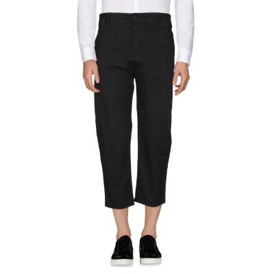 HAIKURE パンツ ブラック 33 コットン 96% / ポリウレタン 4% パンツ