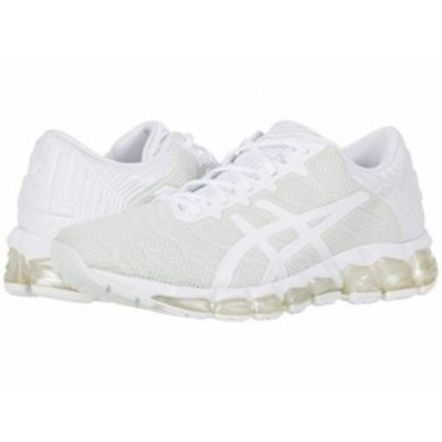 ASICS アシックス レディース 女性用 シューズ 靴 スニーカー 運動靴 GEL-Quantum(R) 360 5 White/White【送料無料】