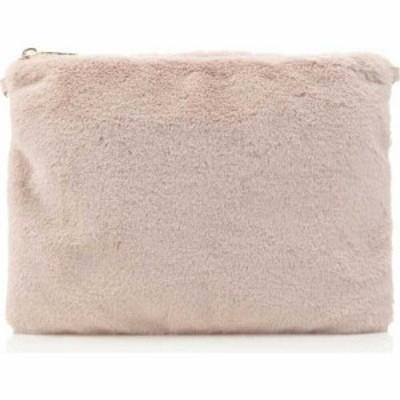 セラピーロンドン Therapy London レディース クラッチバッグ バッグ therapy f/fur cltch Nude