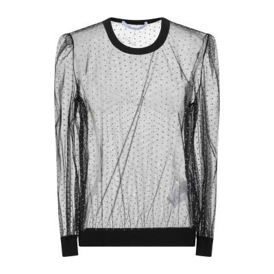 ジバンシィ GIVENCHY T シャツ ブラック S ナイロン 100% / レーヨン / ポリウレタン / アルミニウム T シャツ