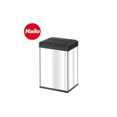 Hailo ハイロ ニュービッグボックス(ダストボックス)40L ステンレス 60084