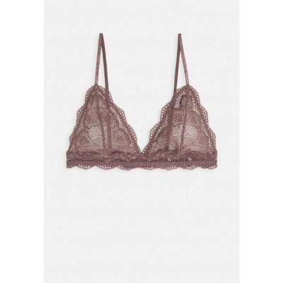 レディース ファッション MARILYN BRA - Triangle bra - sparrow