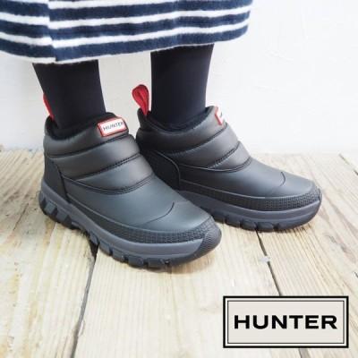 ハンター HUNTER ブーツ レディース INSULATED SNOW ANKLE BOOT WFS2049WWU スノーブーツ ショートブーツ ブーティ