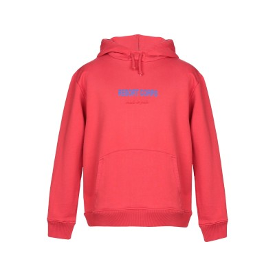 RESORT CORPS スウェットシャツ レッド S コットン 80% / ポリエステル 20% スウェットシャツ