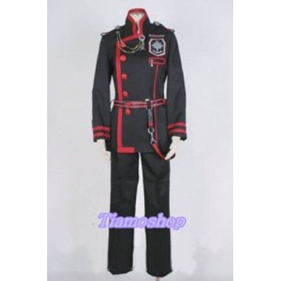 D.Gray-man  アレン・ウォーカー  新新団服(3期) 風★コスプレ衣装  完全オーダメイドも対応可能 * K3050