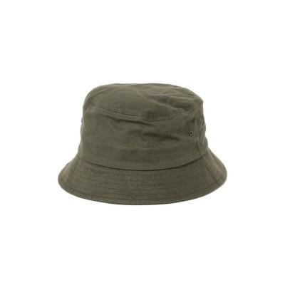 【ビームス アウトレット】 SOFT CREAM / Bucket Hat メンズ ARMYGRN - BEAMS OUTLET