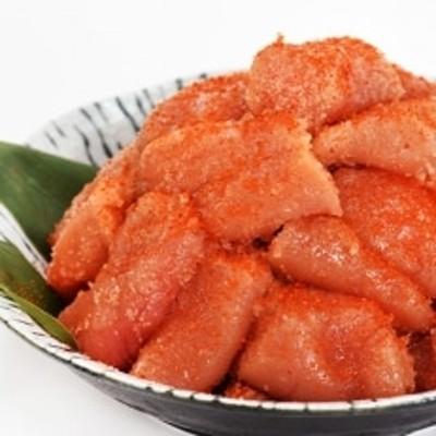 虎杖浜明太子(切子)500g×2パック