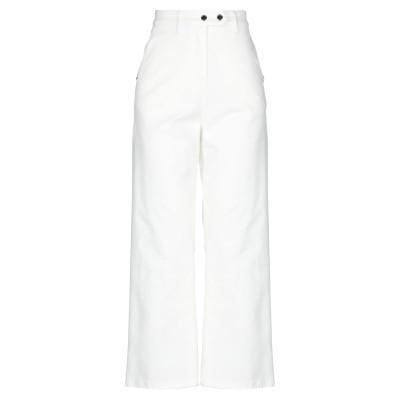 パトリツィア ペペ PATRIZIA PEPE パンツ ホワイト 38 コットン 98% / ポリウレタン 2% パンツ