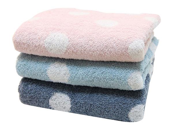 BVD~圓點毛巾B05004(35x75cm)1入 款式可選【D101767】