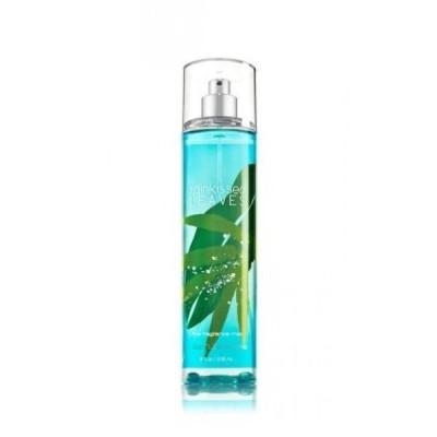 コスメ 香水 女性用 ボディスプレー  Bath & Body Works RAINKISSED LEAVES Fine Fragrance Mist 8 fl oz / 236 mL New Edition送料無料