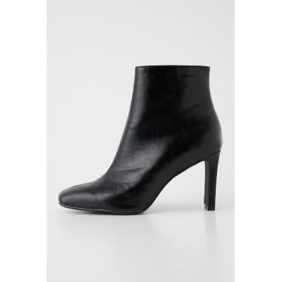 【リエンダ】 Spring Coloe Short Boots レディース ブラック L rienda