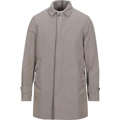 カンプリン CAMPLIN メンズ ジャケット アウター full-length jacket Dove grey