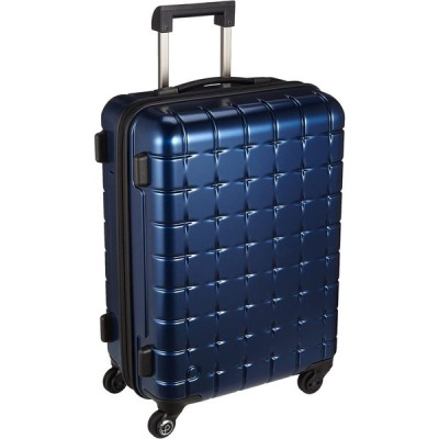 [プロテカ] スーツケース 日本製 360sメタリック サイレントキャスター 44L 55 cm 3.6kg ネイビー
