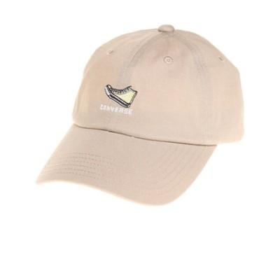コンバース(CONVERSE)帽子 メンズ キャップ コンバースシューズキャップ 17511271794980 日よけ
