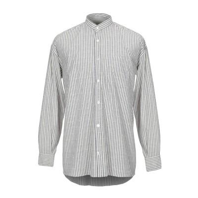 イレブンティ ELEVENTY シャツ ホワイト 38 コットン 100% シャツ