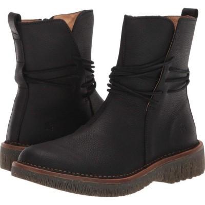 エル ナチュラリスタ El Naturalista レディース ブーツ シューズ・靴 Volcano N5571 Black