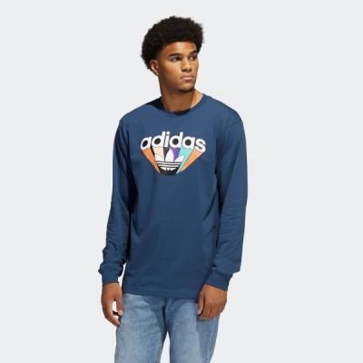 返品可 アディダス公式 ウェア トップス adidas サマー レイズ 長袖Tシャツ ロンt