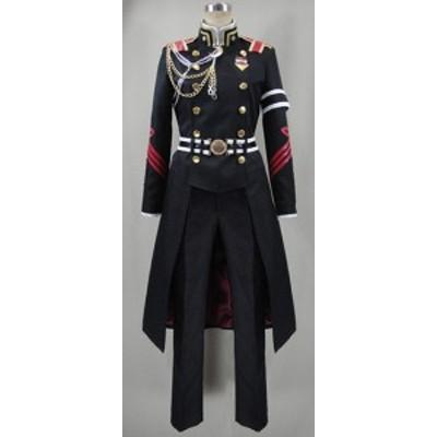 終わりのセラフ 柊シノア コスチューム パーティー イベント コスプレ衣装s2046
