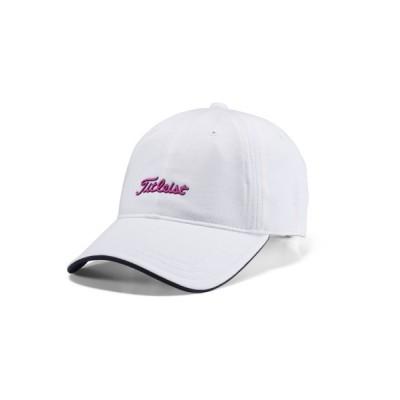 Titleist/ FootJoy / 【タイトリスト】W シティアクティブキャップ WOMEN 帽子 > キャップ