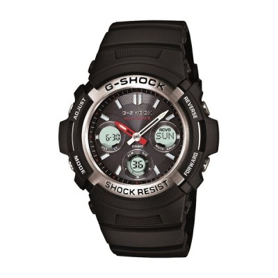 送料無料 CASIO G-shock メンズ腕時計   AWG-M100-1AJF  国内正規