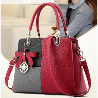 ハンドバッグ ショルダーバッグ 女性レザーカバン 革鞄 送料無料 婦人カバン ファスナー ギフト 母の日プレゼント財布 収納小物 レディース