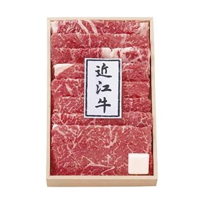 近江牛 すきしゃぶ(折箱入)500g 2316-100 おうみうし おうみぎゅう すき焼き しゃぶしゃぶ お取り寄せ ブランド牛 和牛 グル