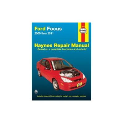整備マニュアル HAYNES ヘインズ 00-11年 FORD フォード フォーカス 英語 整備書 DIY 修理 メンテナンス リペアマニュアル