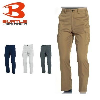 バートル カーゴパンツ 6086 日本製生地使用 ズボン【春夏】BURTLE 作業着 作業服 かっこいい 人気
